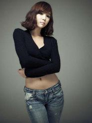 长腿韩国美女气质写真