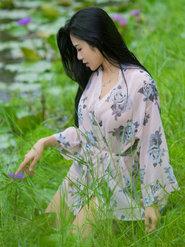 化作美景 Luvian薄纱诱人写真